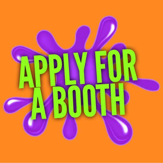 CLICK HERE FOR MORE INFO      Please be patient as we have many applications to sort through and we are doing our best to get back to everyone as soon as possible! Thank you for your interest in being a participating vendor with Slime Expo ATL!