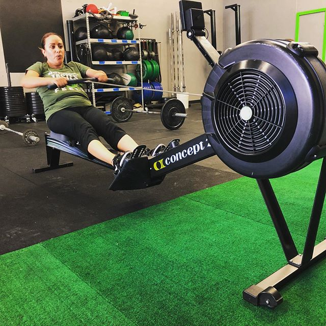 - Our July focus is monostructural training.  Expect workouts with running, biking, rowing, etc. to help build your motor. -