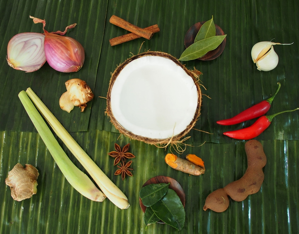 It's complex flavors of coconut milk, and Indonesian herbs and spices make it a popular choice for any occasion.