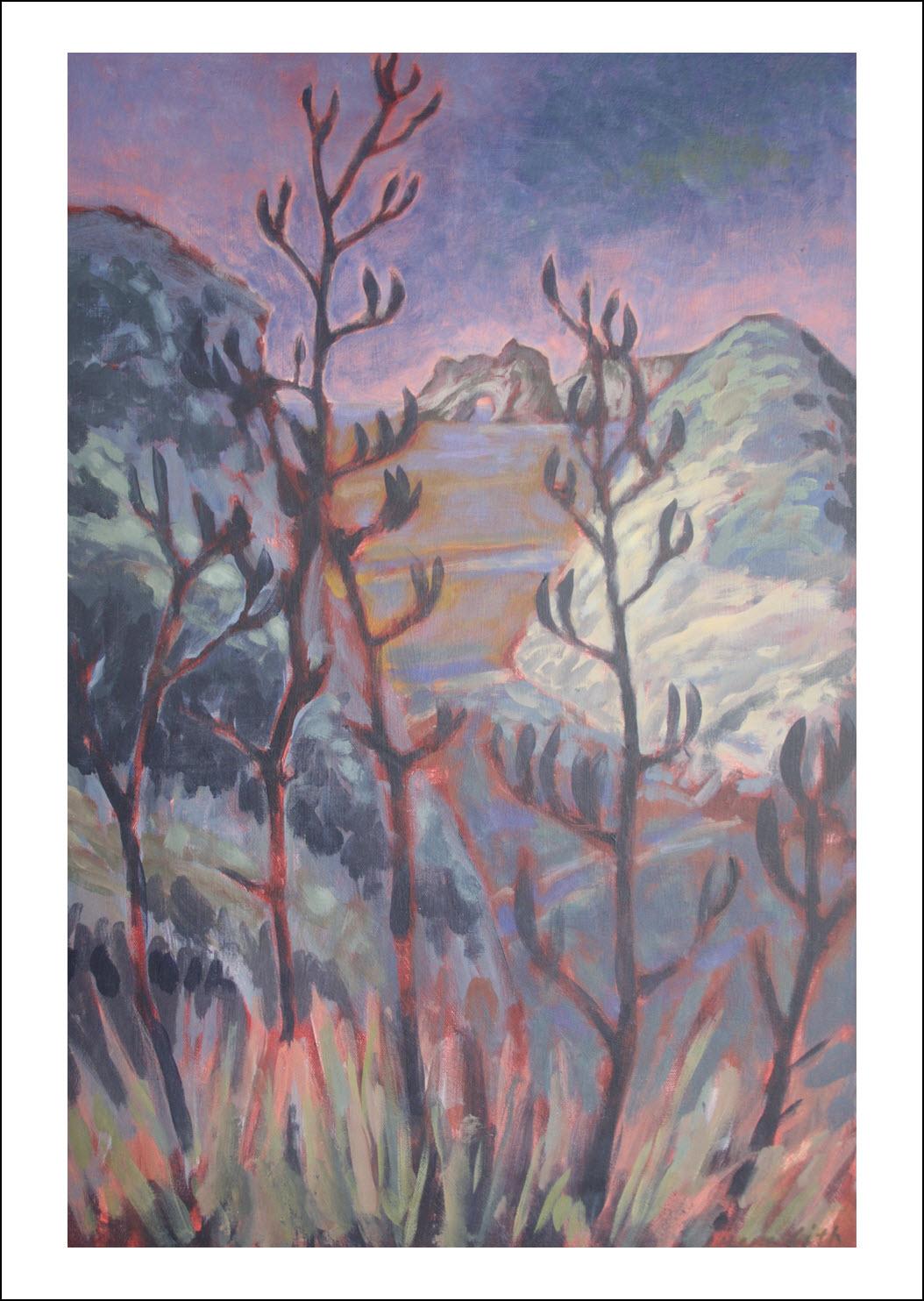 4. Coastal Flax Wharariki, Golden Bay