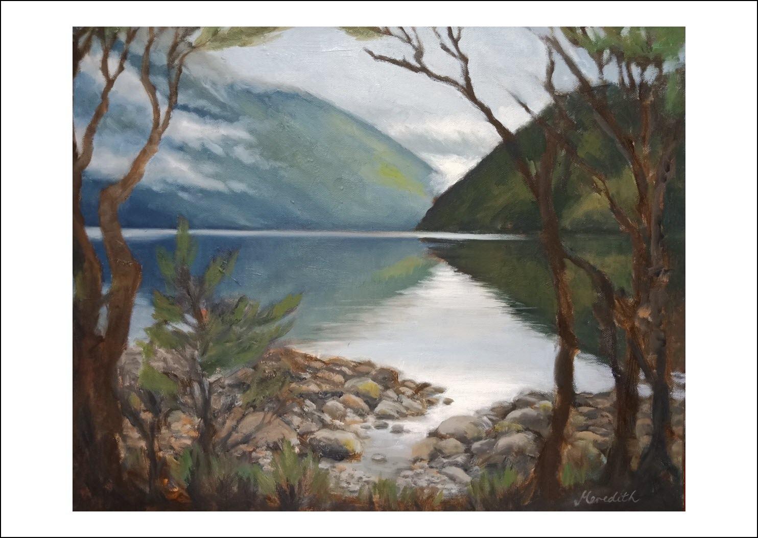 51. Lake Rotoiti Afternoon