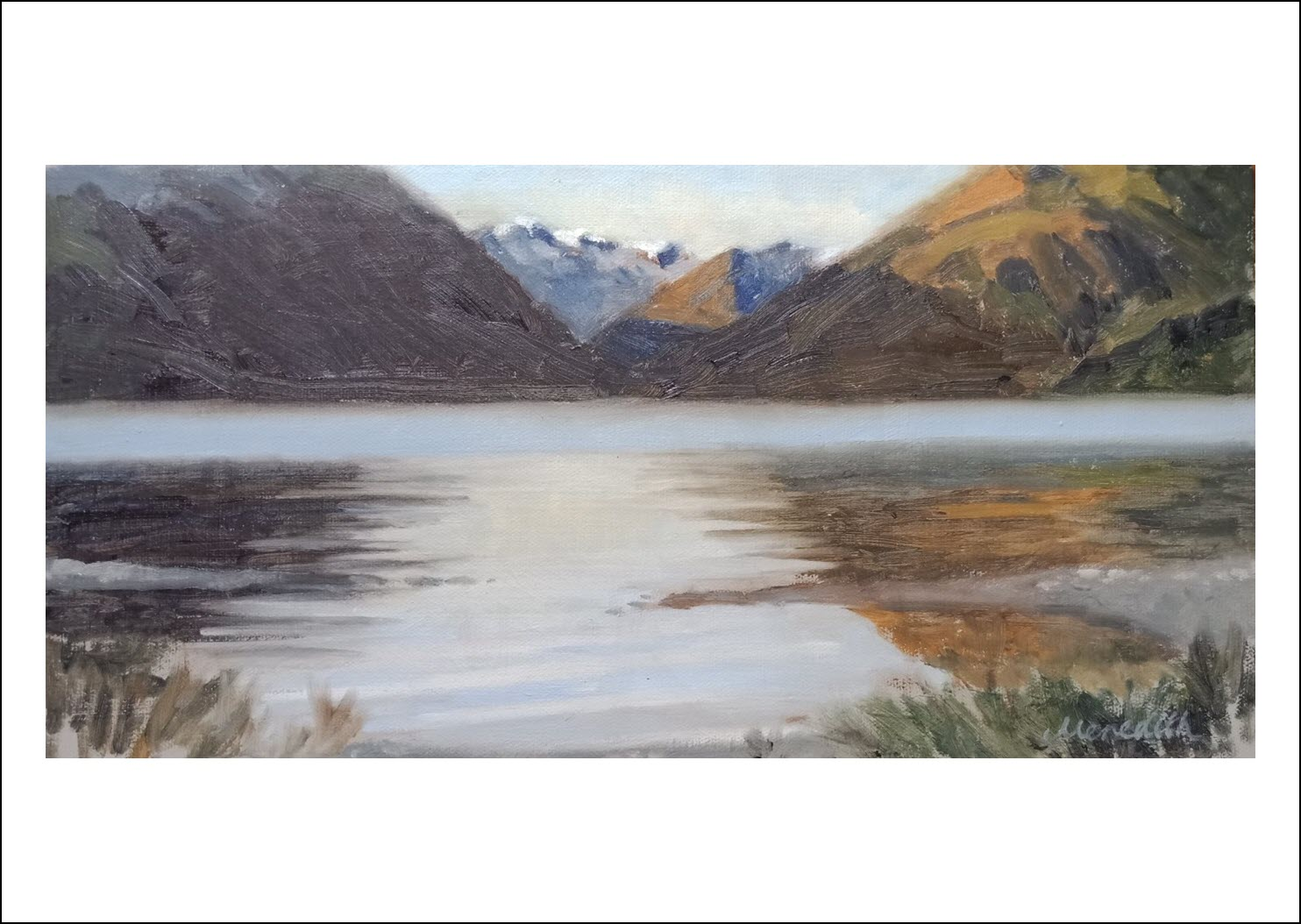 53. Lake Rotoiti Early Morning Mist
