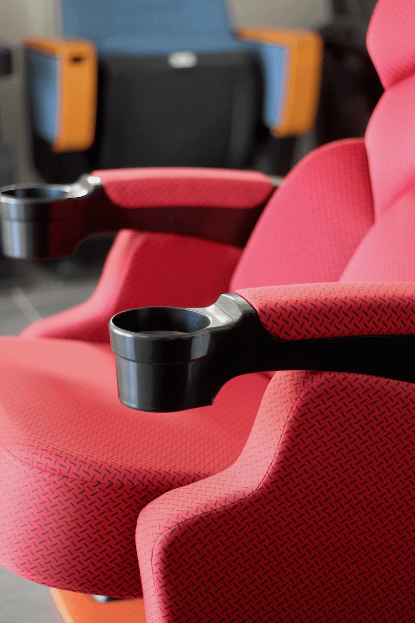 Commercial Theatre Seating