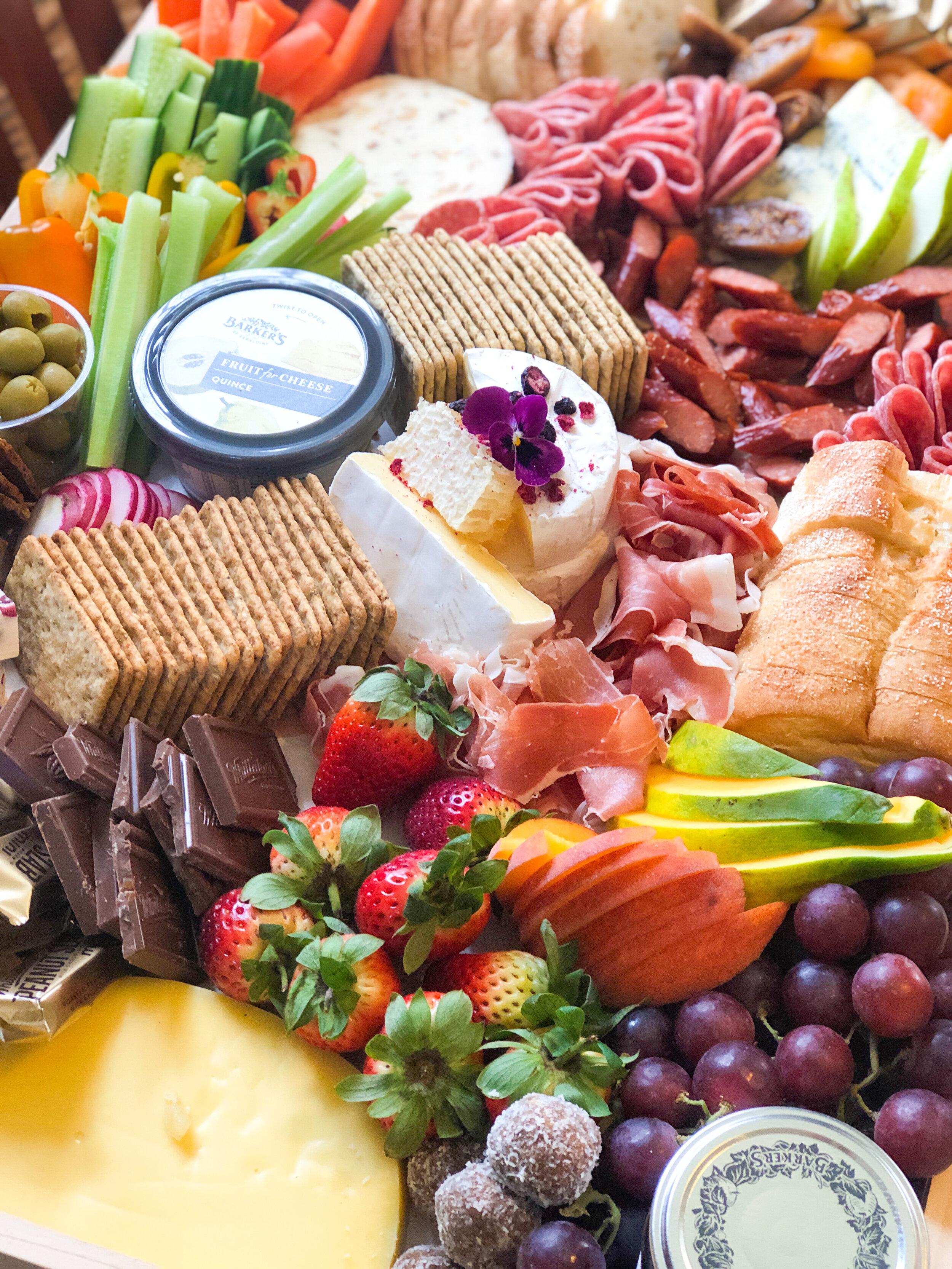 Grazing Tables Kapiti Platters