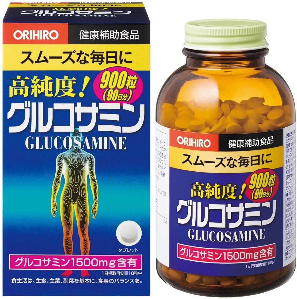 Glucosamine là gì? Glucosamine có tốt cho sụn?