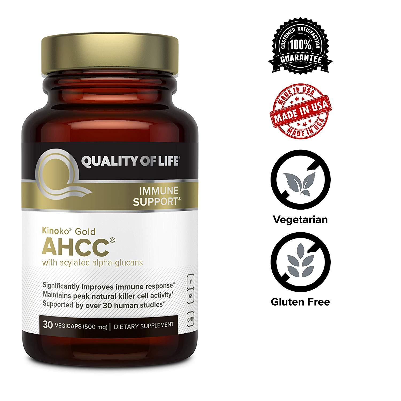 KINOKO GOLD AHCC - supplements.vn nhà phân phối tại Việt Nam