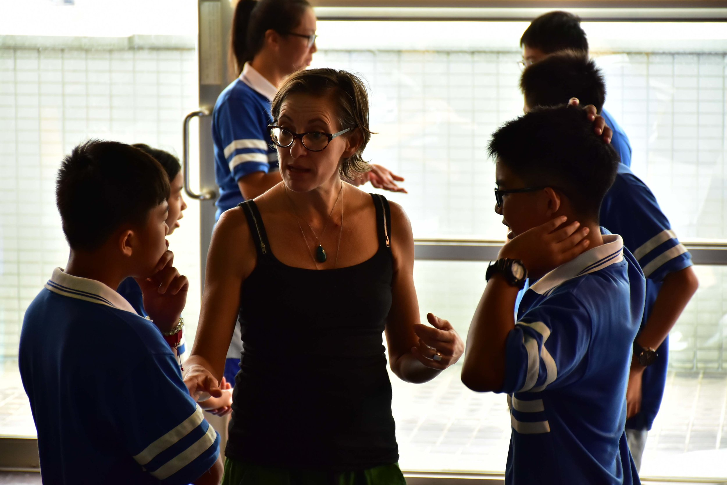 MDID Drama Camp Day2