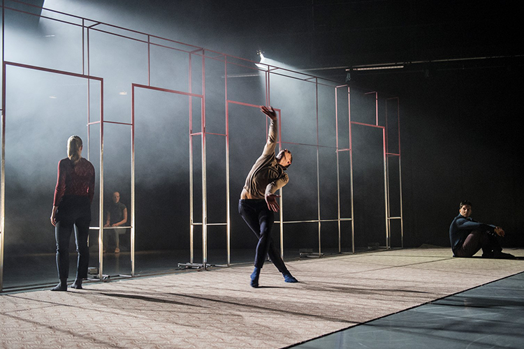 Photo: Stephen Hutton Choreography:  Korridor  by Christopher Arouni