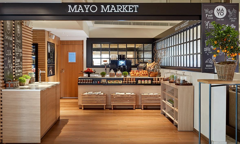 Plats à emporter - Mayo Market Paris 17