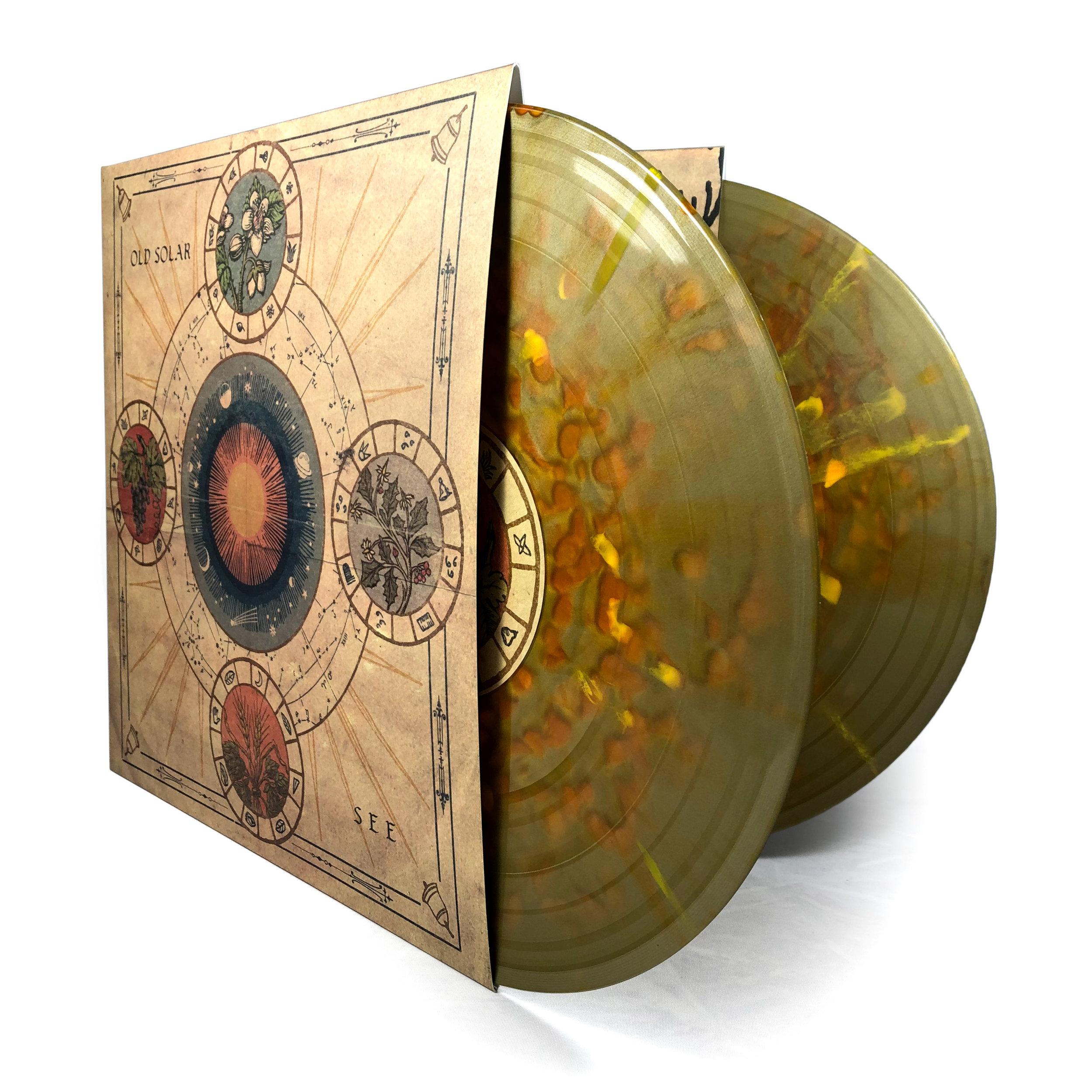 Old Solar • SEE [2xLP] - dunk!records (EU) variant