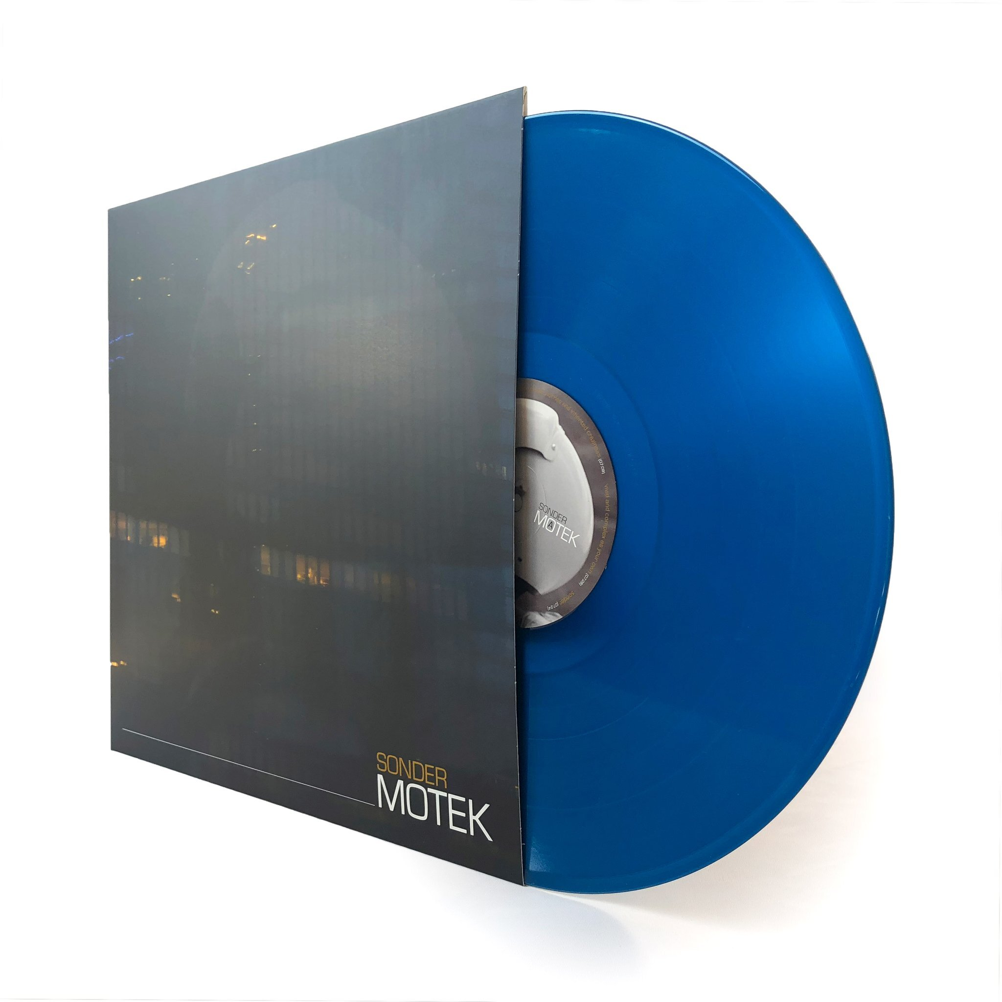 Motek • Sonder [LP] - Released Oct. 2nd, 2013