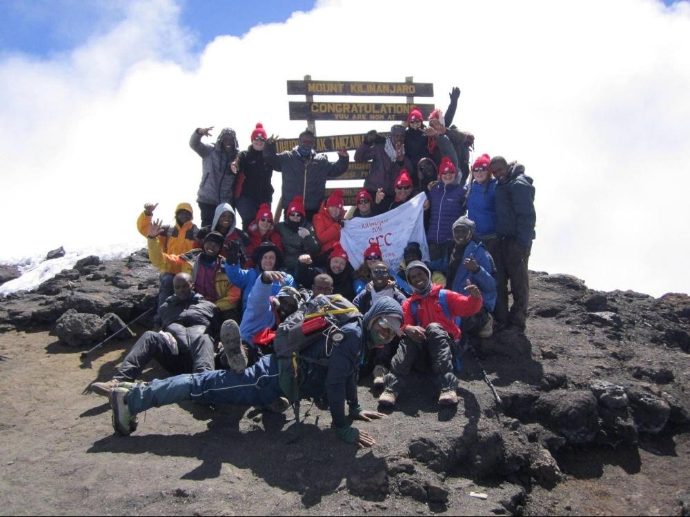 Sporting Family Change Kilimanjaro