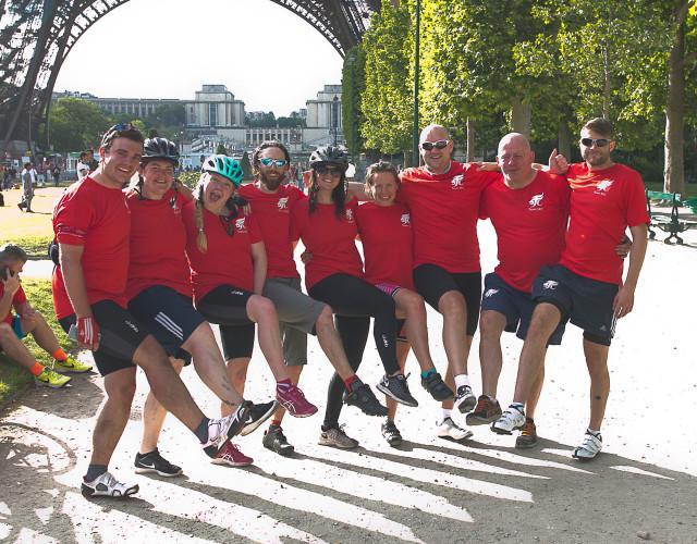 Sporting Family Change Paris