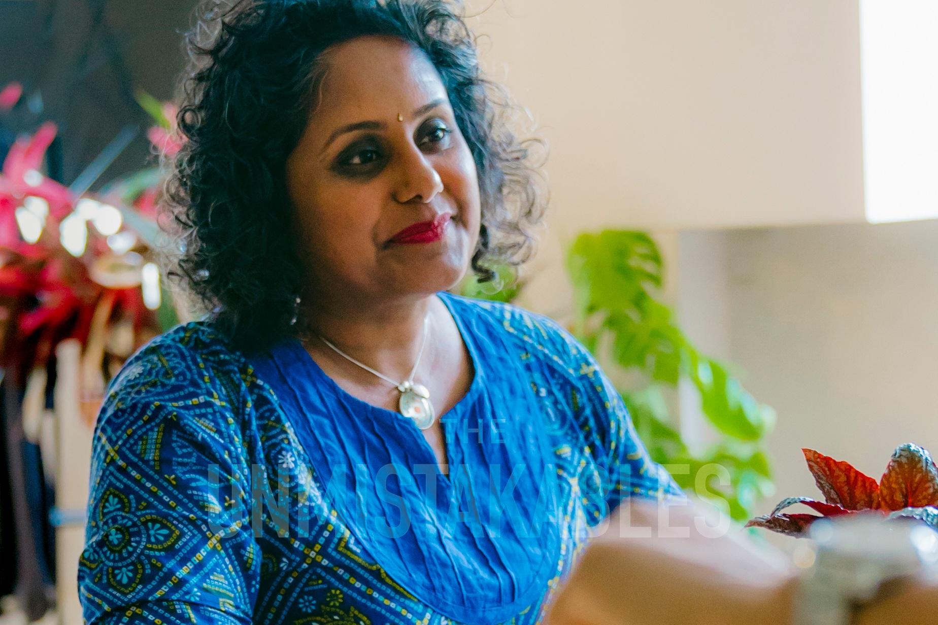 Manju Patel-Nair - her/she // @manju44Manju Patel-Nair is British Keralan EdActivist, Community Builder & Founder of ChangeMakers UnLtd.