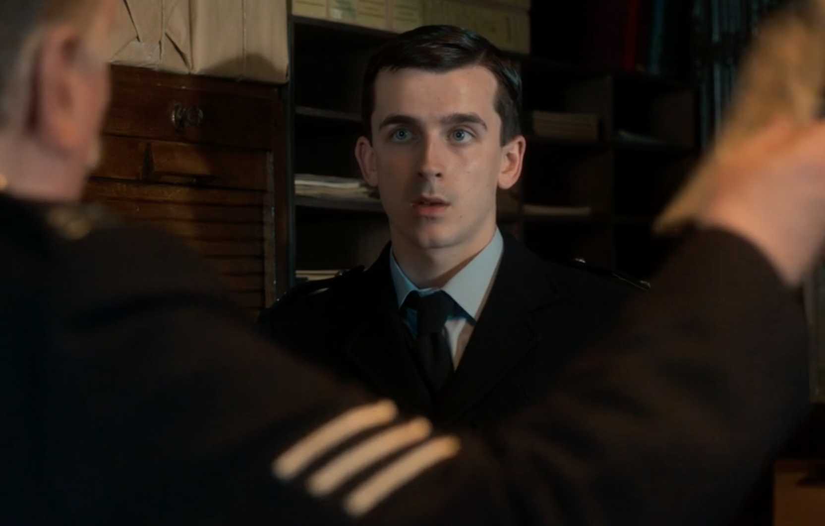 Jack Churms - Call the midwife -