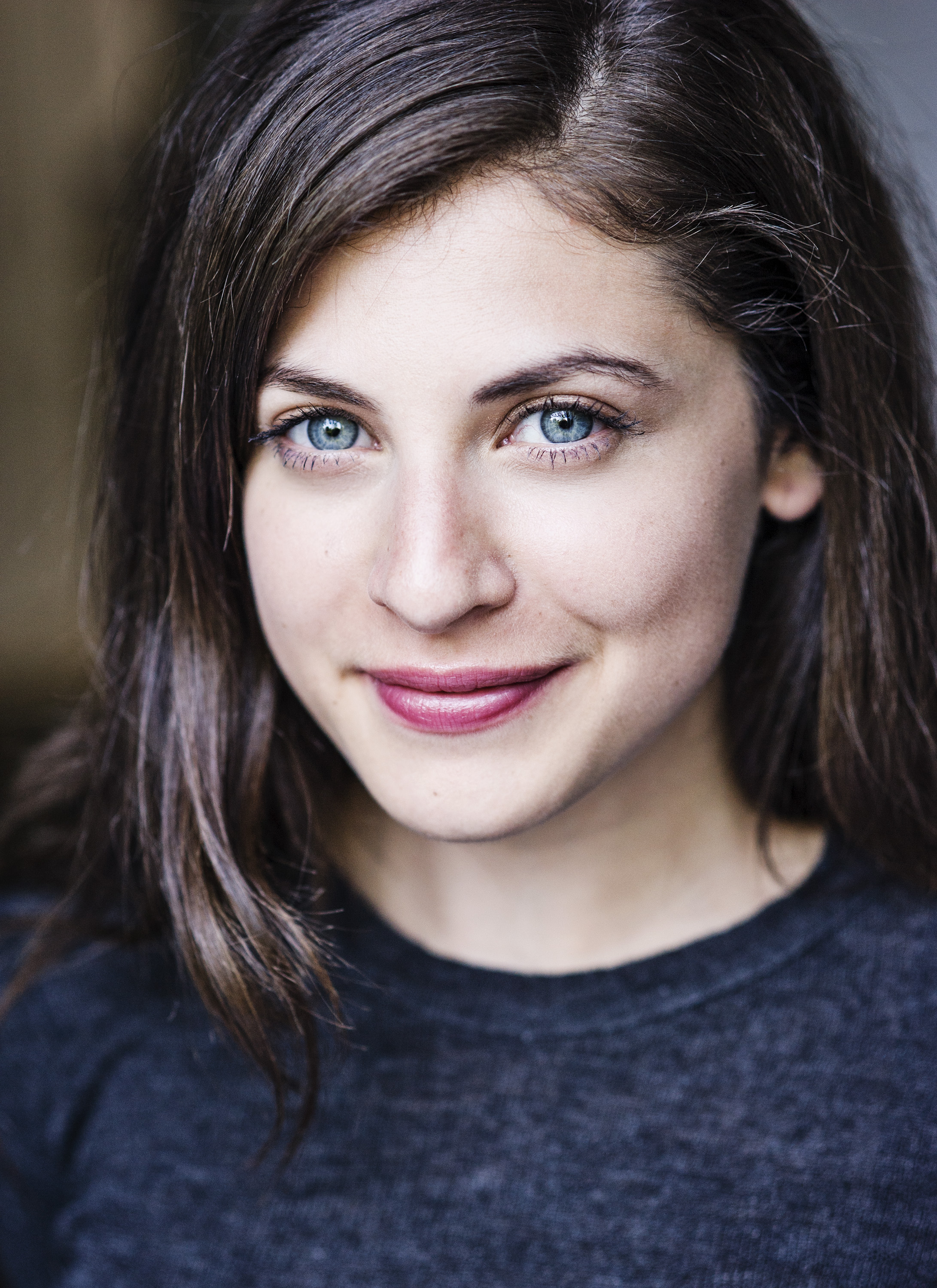 Katie Bernstein is performing opposite Stephen Mangan in the The Man In The White Suit at The Wyndhams Theatre. -