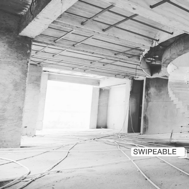 "- ""LIFE CAN ONLY BE UNDERSTOOD BACKWARDS; BUT IT MUST BE LIVED FORWARDS. -Søren Kierkegaard"" #throwback to @cavaalta being built, around 2009. -""LA VIDA SOLO PUEDE ENTENDERSE AL REVÉS; PERO HAY QUE VIVIR HACIA DELANTE""-Søren Kierkegaard.  #architecture #concrete #beton #construction #process #whiteconcrete #santodomingo #enoteca"