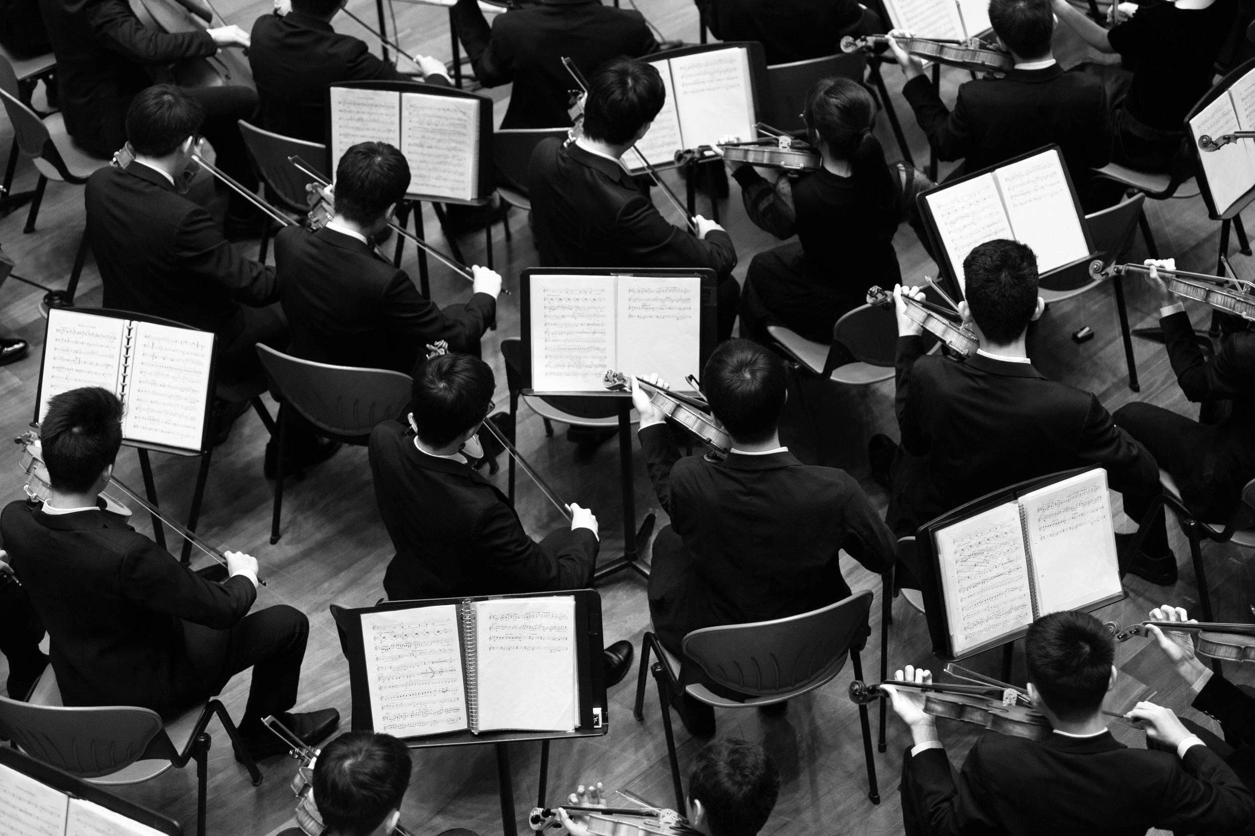 Large Ensemble Music