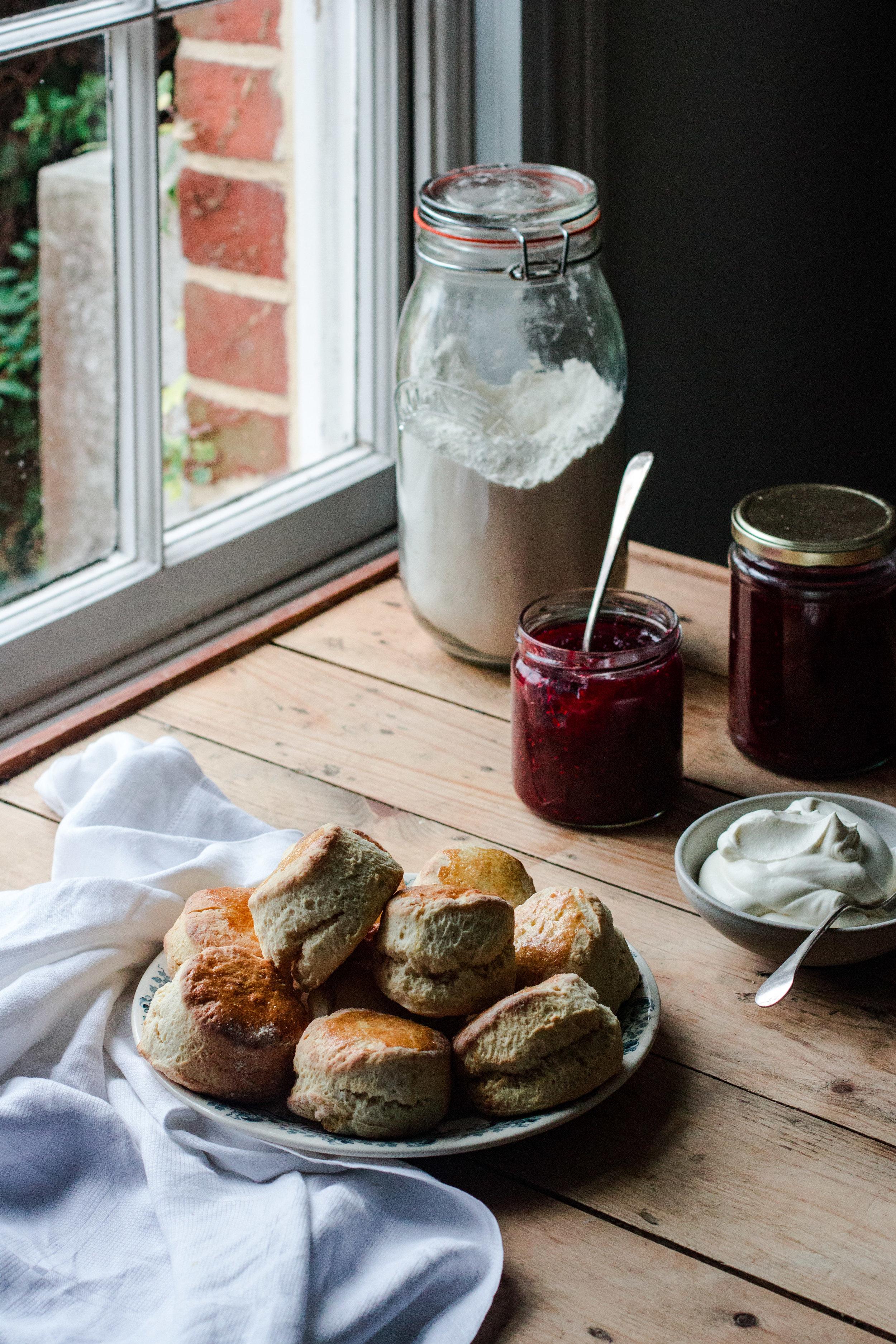 Tummelberry Jam