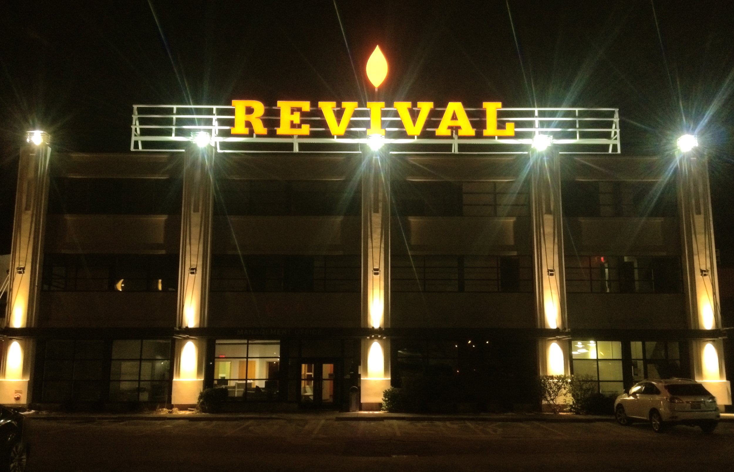 REVIVAL Film Studio's, 629 Eastern Ave., Toronto, Ontario, M4M 1E3, The Audio Producers Inc. Suite 303
