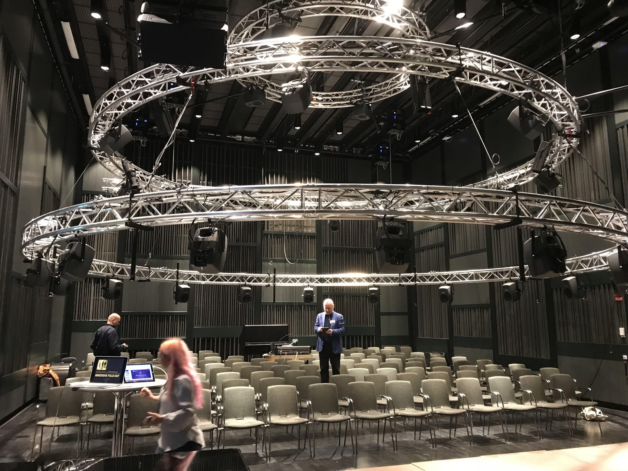 The 45.4 Sound-dome