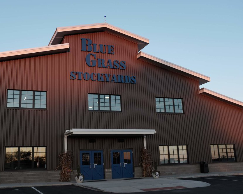 Bluegrass Stockyards - Photo by Blue Grass Stockyards.
