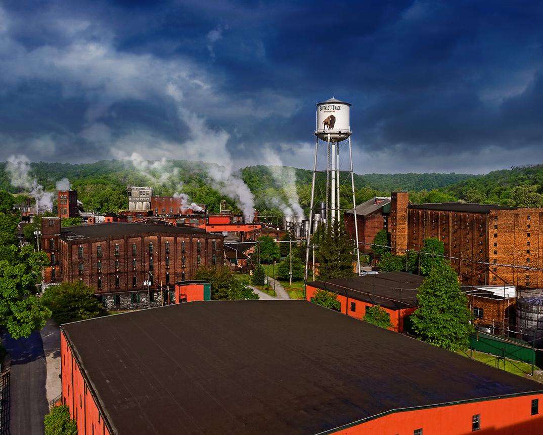 Buffalo Trace Distillery - Photo by Buffalo Trace Distillery.