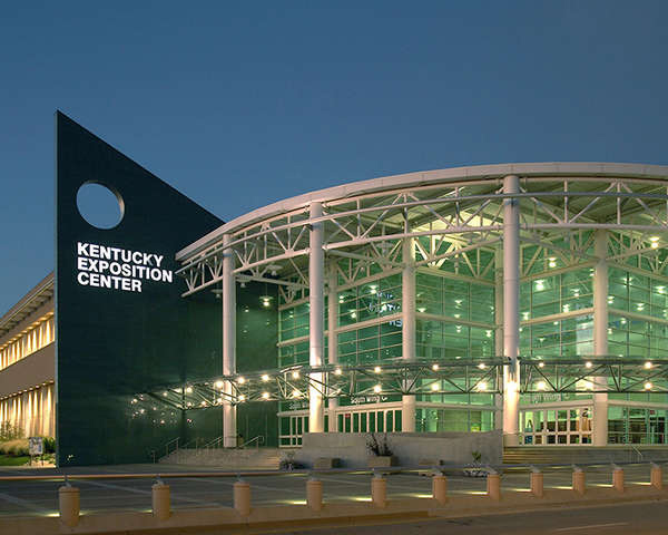 Kentucky Exposition Center - Home of the North American International Livestock Exposition. Photo by Kentucky Exposition Center.