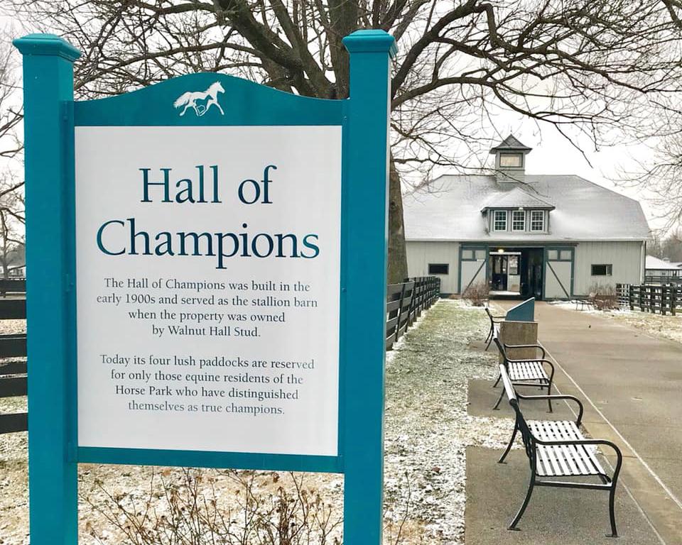 Kentucky Horse Park - Photo by Kentucky Horse Park.