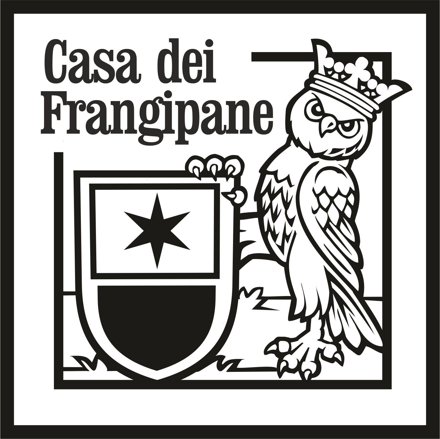Owl crest logo design.   Logotip s motivom sove.