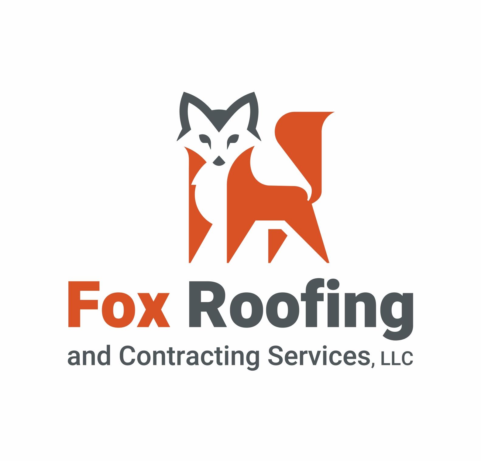 Cute fox logo.   Logotip s prikazom lisice.