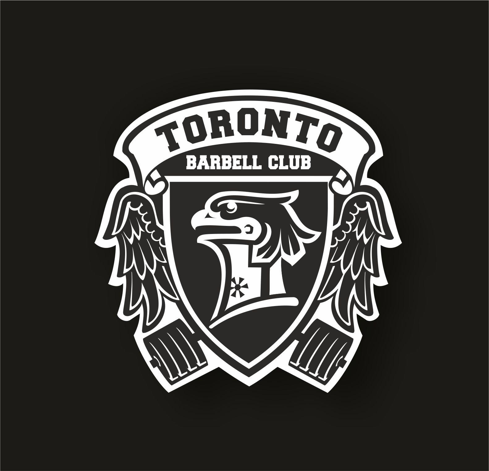 Eagle helmet logo crest.   Logotip u obliku grba s prikazom orla i kacige.