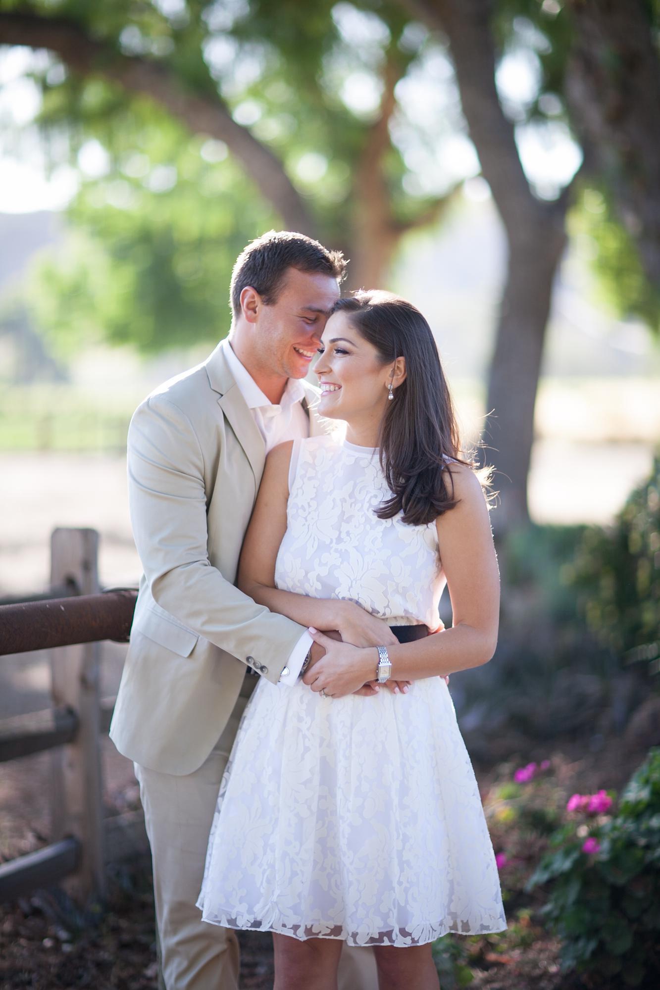 Santa Ynez Vineyard Engagement | Miki & Sonja Photography | mikiandsonja.com