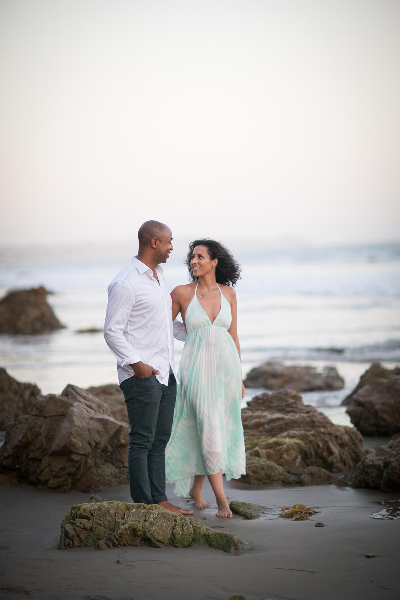 El Matador Engagement | Miki & Sonja Photography | mikiandsonja.com