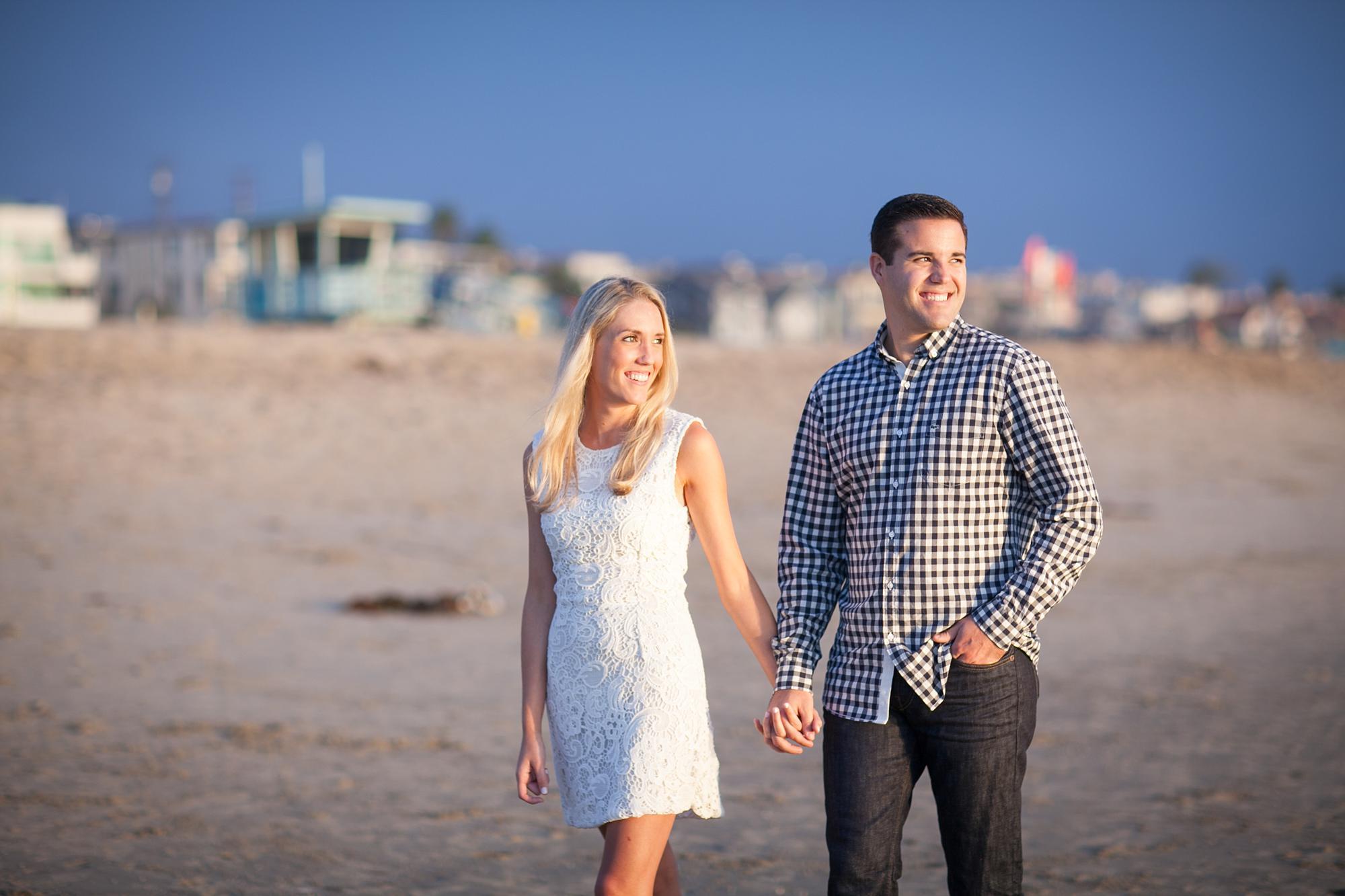 Hermosa Beach Engagement   Miki & Sonja Photography   mikiandsonja.com