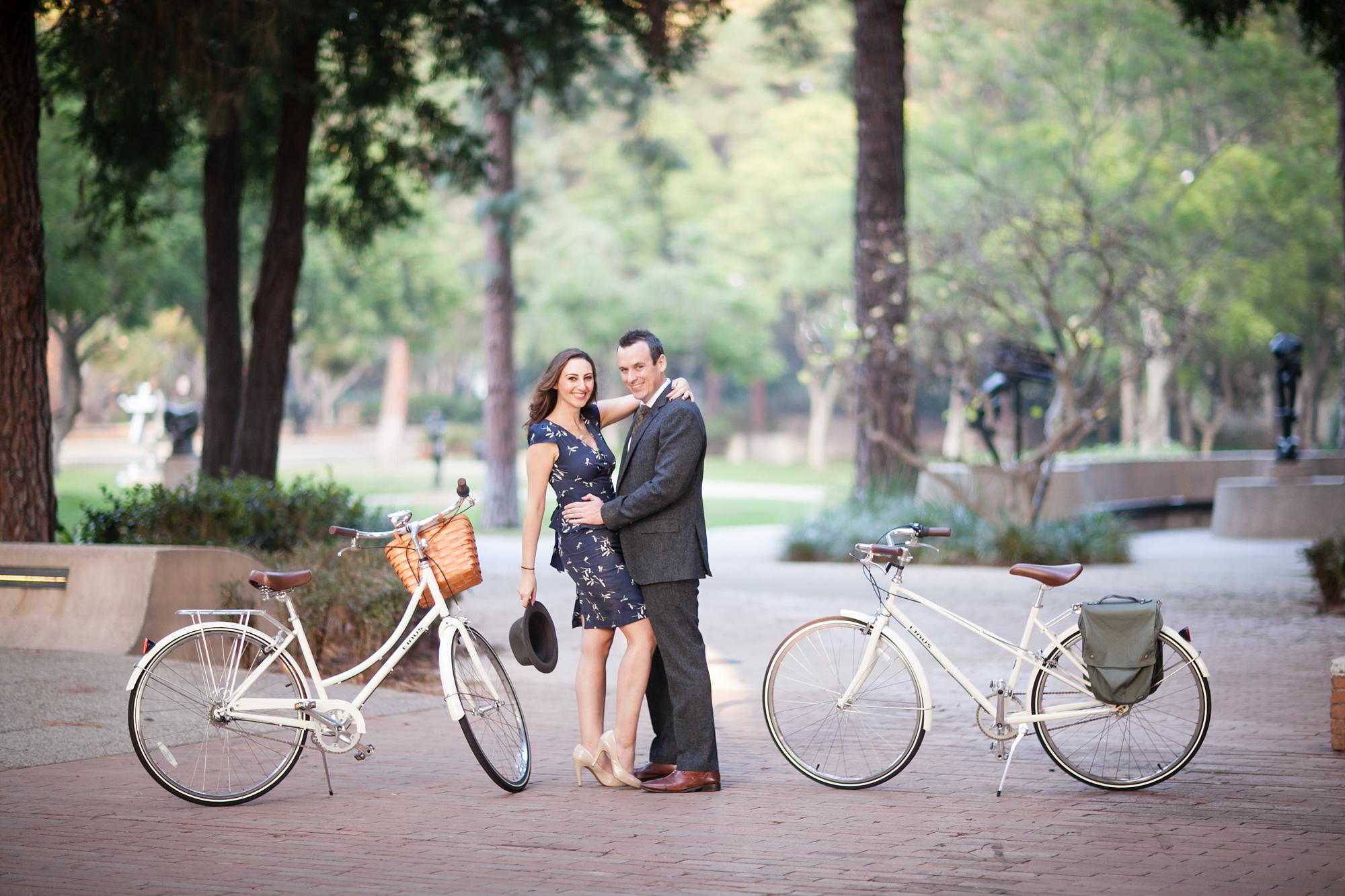 UCLA Engagement | Miki & Sonja Photography | mikiandsonja.com