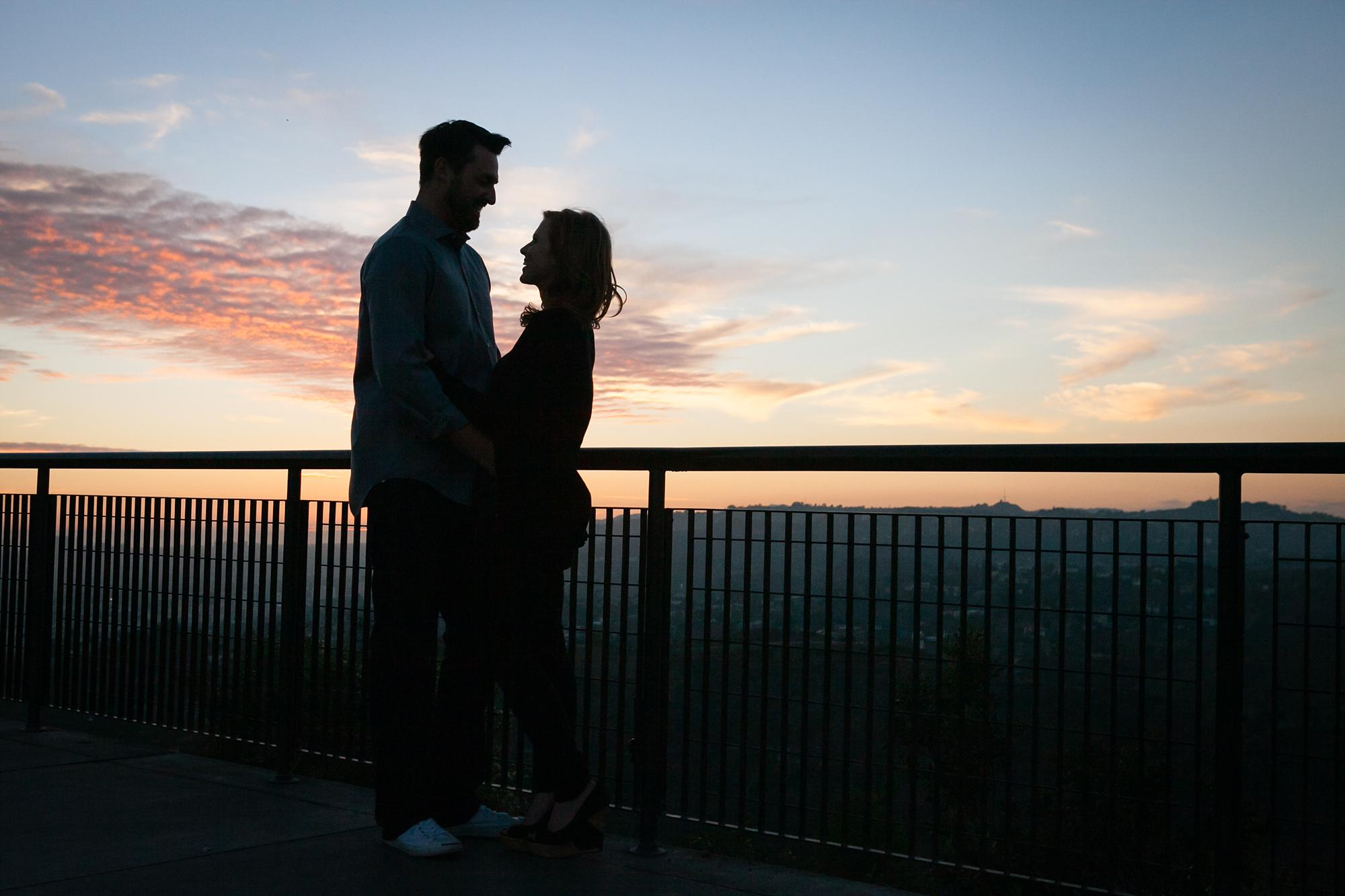 Griffith Observatory Engagement | Miki & Sonja Photography | mikiandsonja.com