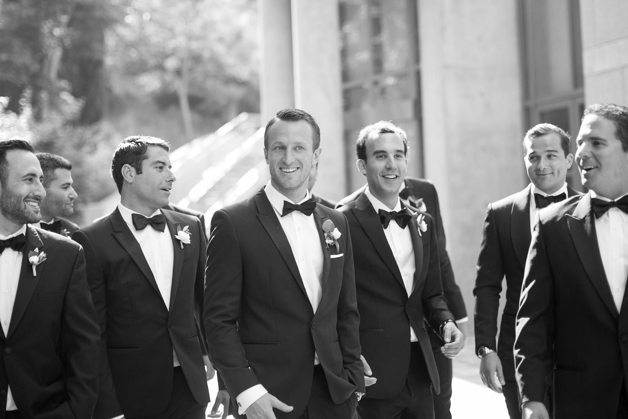Skirball Cultural Center Wedding | Miki & Sonja Photography | mikiandsonja.com