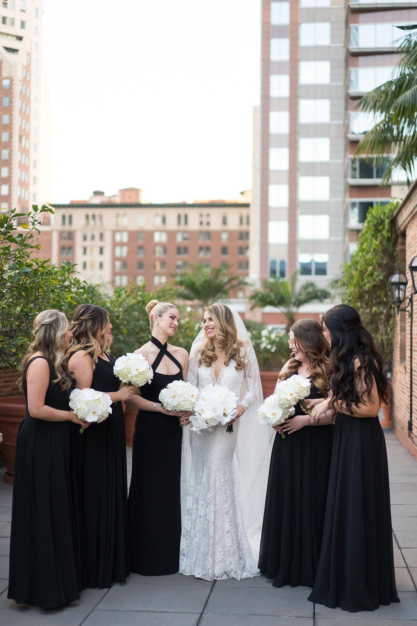 California Club Wedding | Miki & Sonja Photography | www.mikiandsonja.com