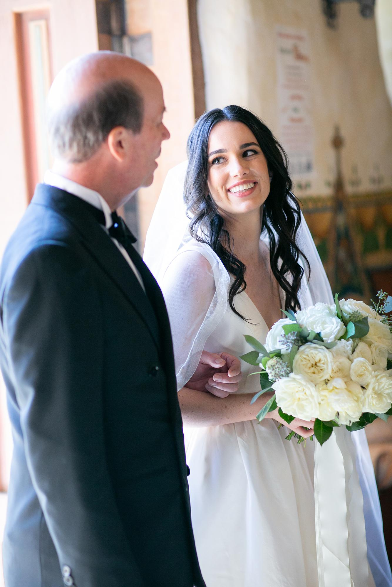 Our Lady of Mount Carmel Santa Barbara Wedding | Miki & Sonja Photography | mikiandsonja.com