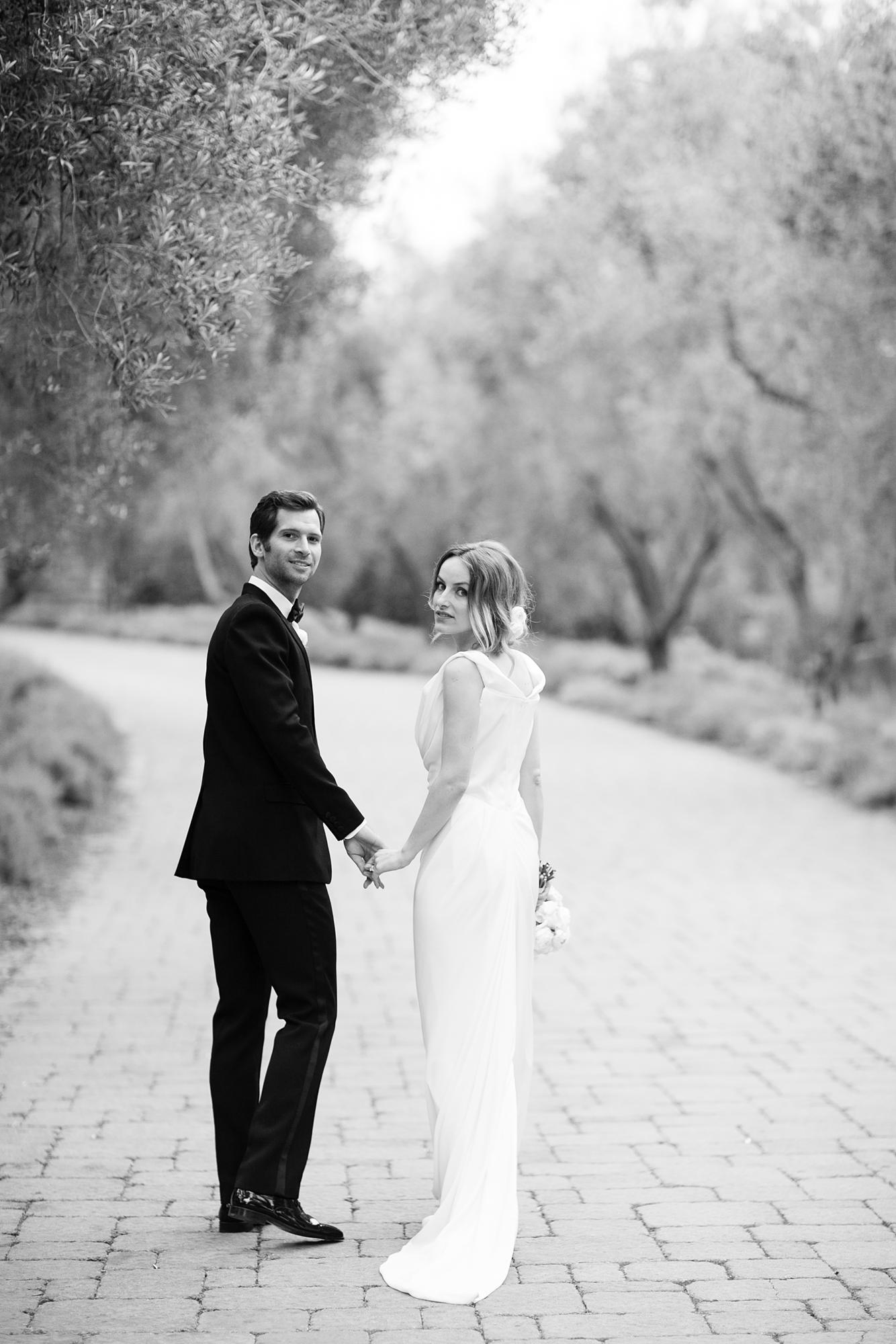 San Ysidro Ranch Wedding | Miki & Sonja Photography | mikiandsonja.com