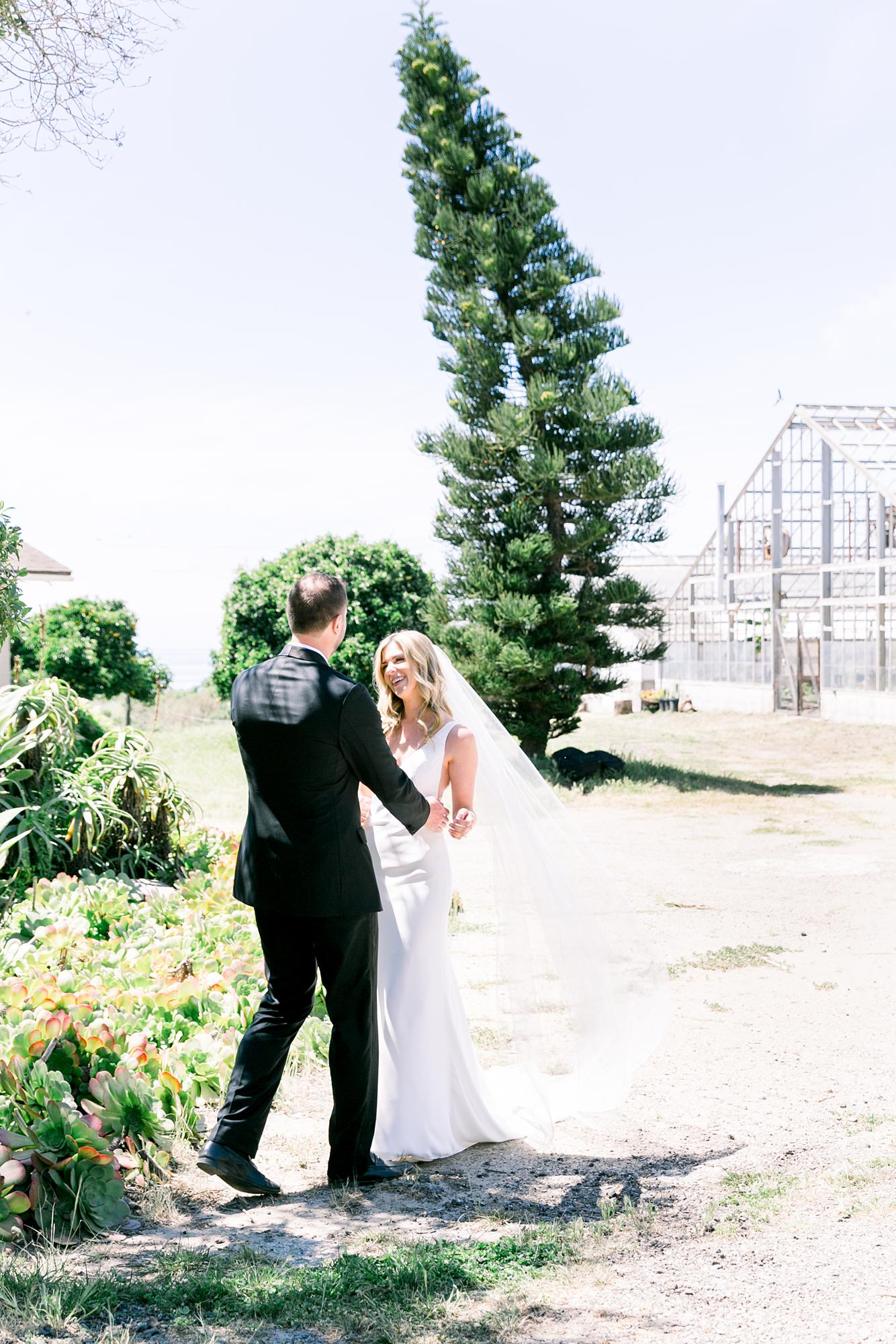Orchid Farm Santa Barbara Wedding | Miki & Sonja Photography | mikiandsonja.com