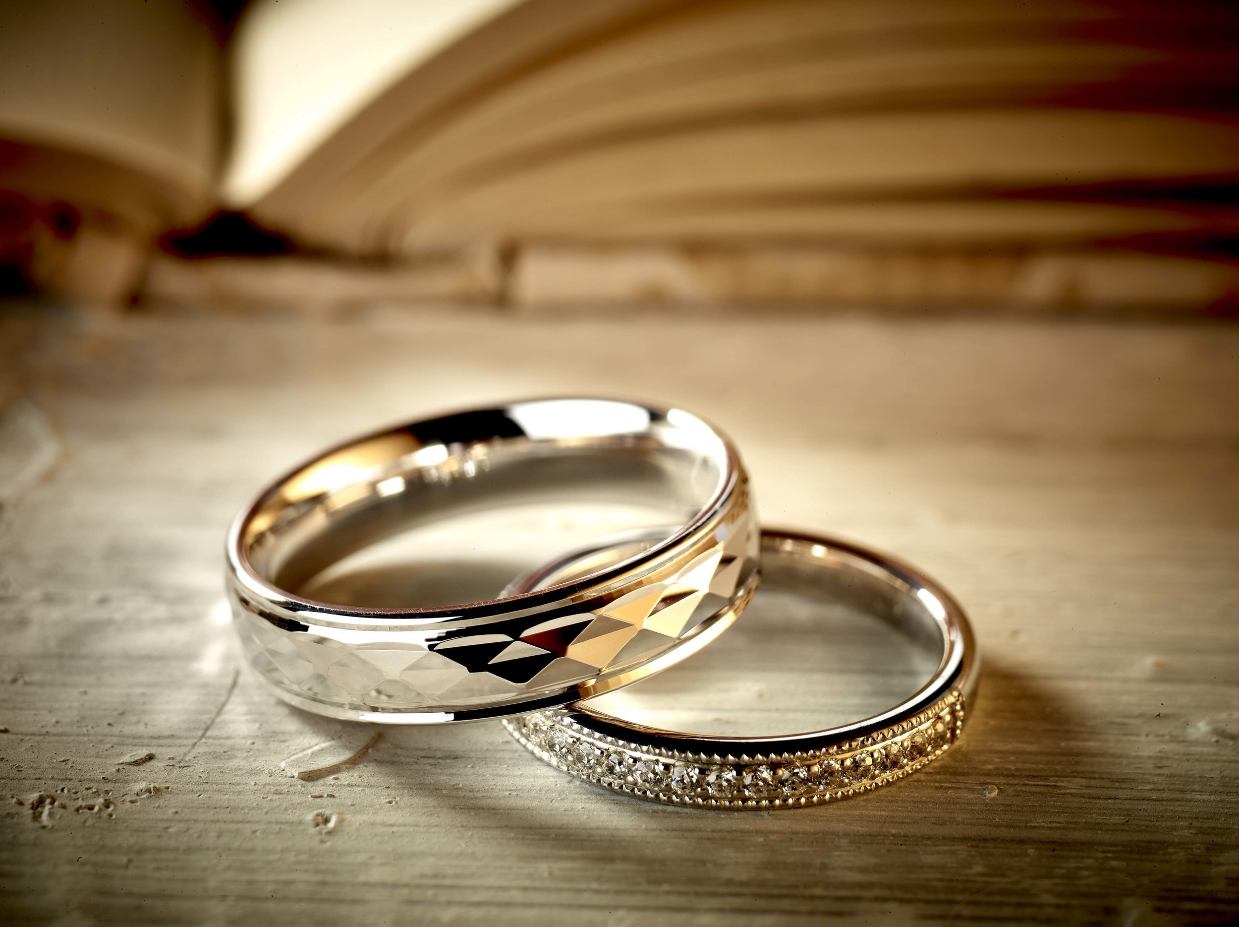 Domino Jewellery- His and Her Wedding Bands.jpg