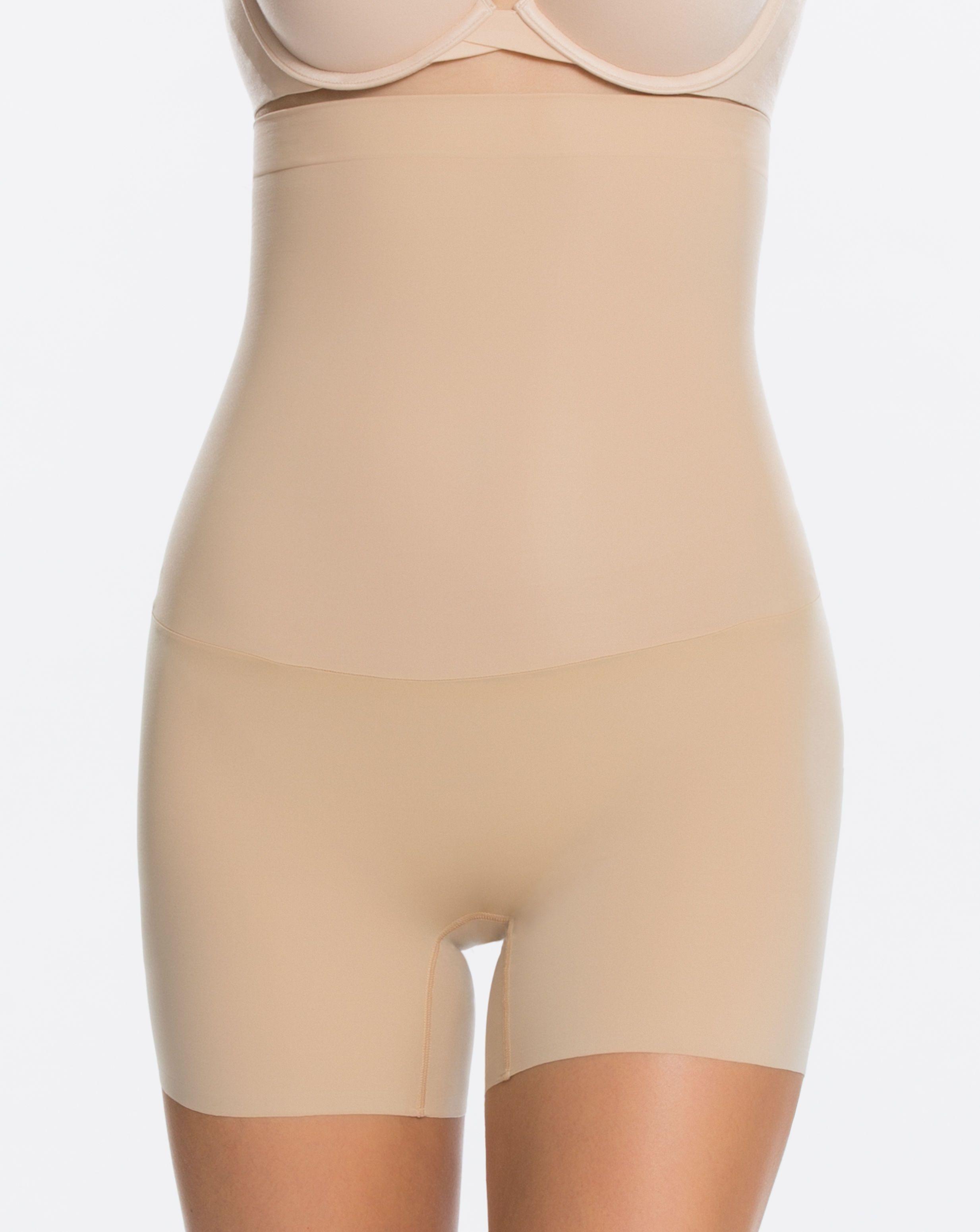 Shape My Day High Waisted Shorts