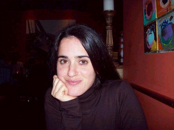 Jamie's celebratory Sore Spots dinner in 2006! Taken at  Chives Canadian Bistro .