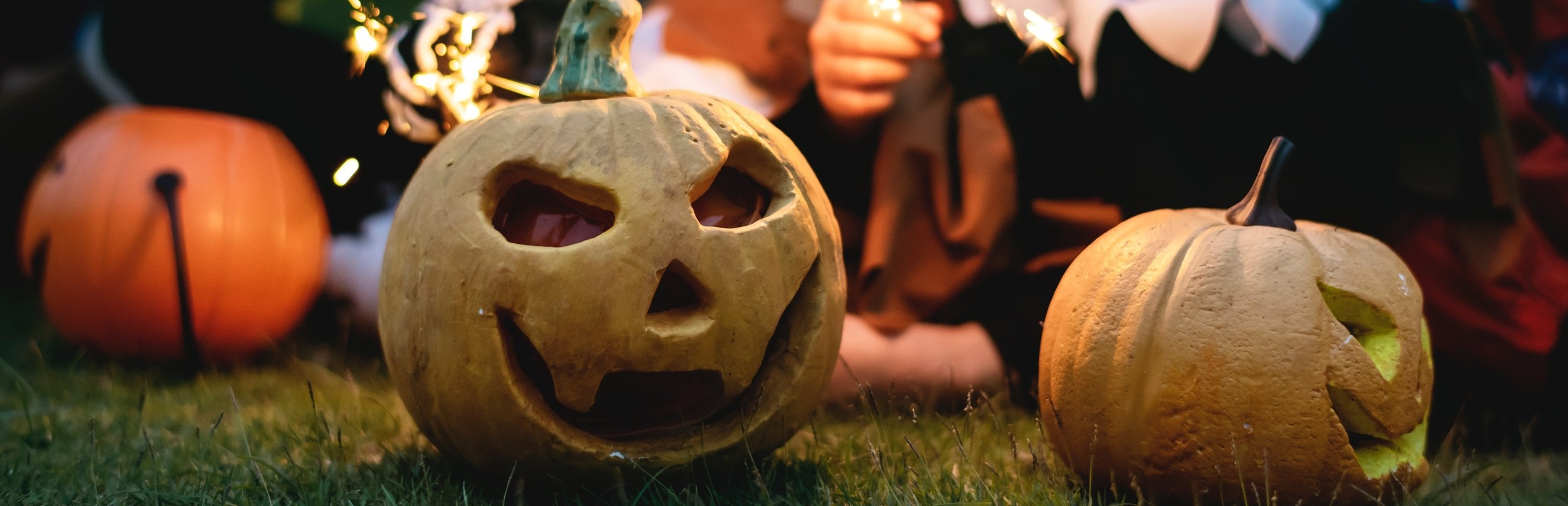 Keeping Our Little Ghosts, Goblins, Pumpkins, & Witches Safe on Halloween -