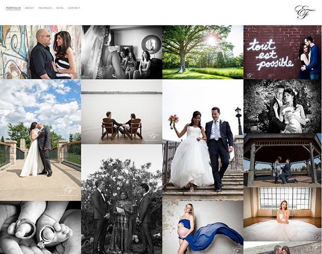 We have decided to launch a new website as we have started to get many more inquiries. It's time for an update and a fresh look to showcase some of the beautiful images that we have captured over the past few years. Take a look around the galleries and please reach out to us if you have any questions or looking for a photographer for your wedding, headshot or family portraits. #wedding #weddingphotography #torontophotographer #toronto #engagement #headshot #lifestyle #beauty #love #loveislove #enchanting #enchatingfoto #photo #photography