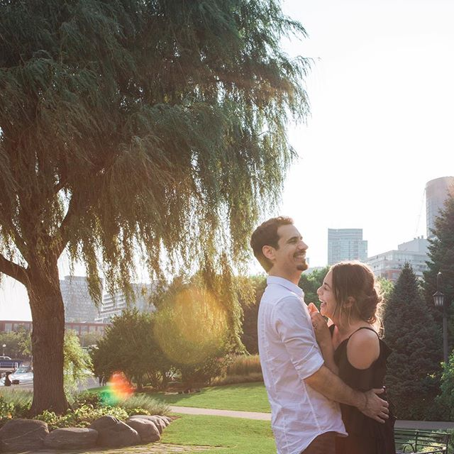 Very excited to photograph this lovely couple on their special day tomorrow. #wedding #weddingphotographer #engagementphotos #couple #toronto #torontophotographer #torontoweddingphotographer #beauty #love #rayoflight
