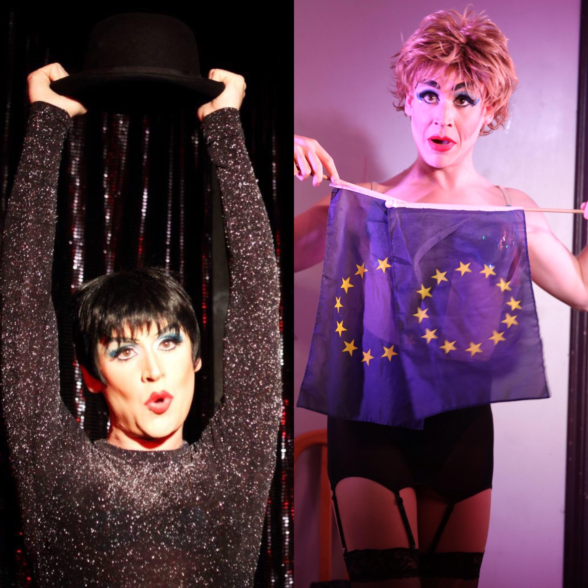 Liza MinEUlli & Angela Twerkel -