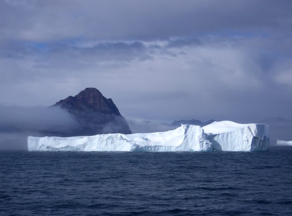 Tabular Iceberg by Darrell A. Swift, University of Sheffield